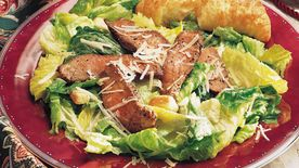 Grilled Steak Caesar Salad