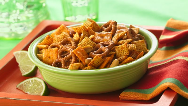 Taco-Seasoned Chex™ Mix
