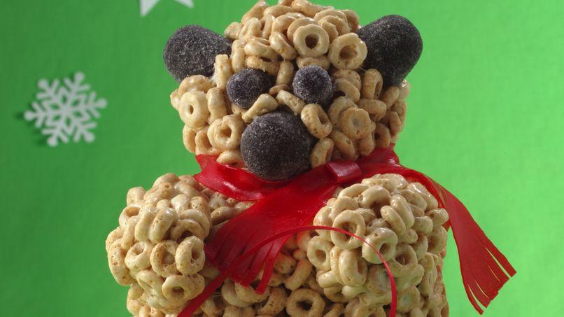 Cheerios® Teddy Bear