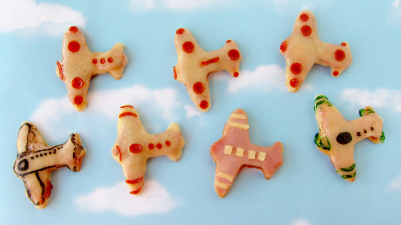 Pizza Planes