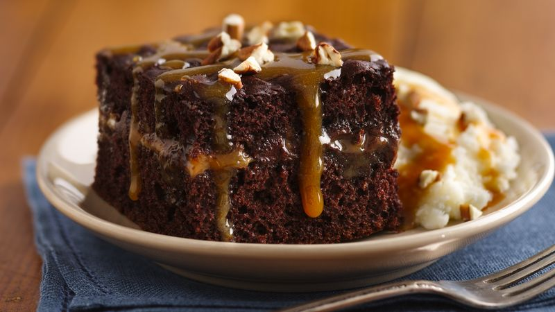 Brown Betty Chocolate Cake Recipe