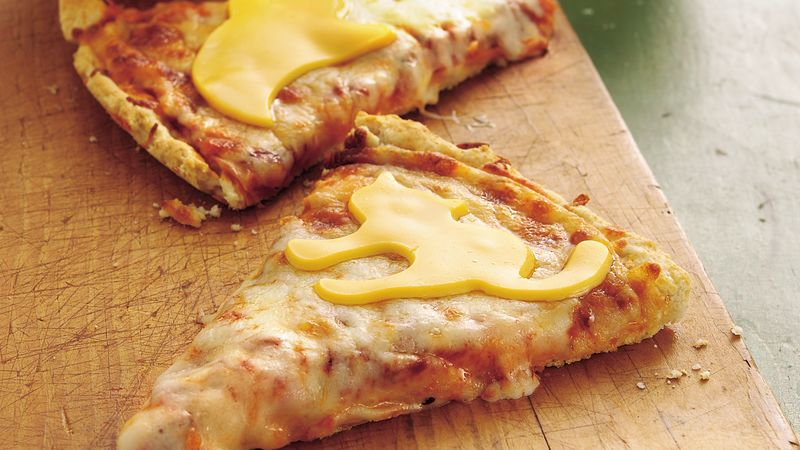 Family-Favorite Cheese Pizza