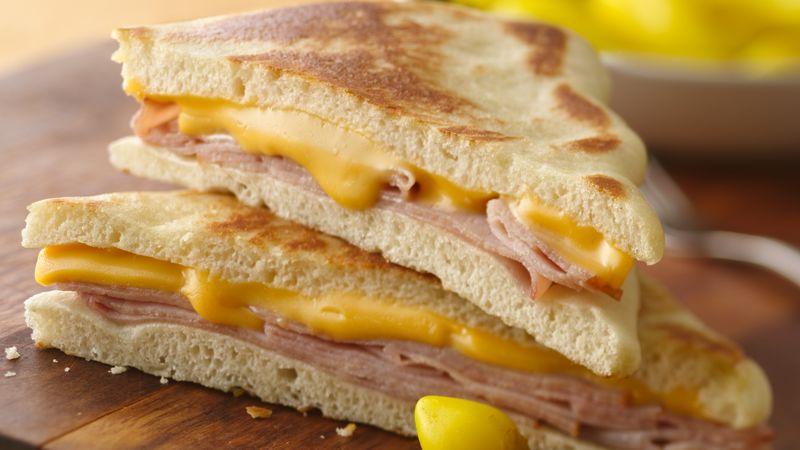 Ham and Cheese Panini