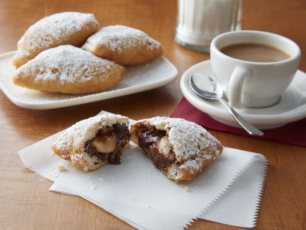 Nutella Banana Biscuit Beignets General Mills