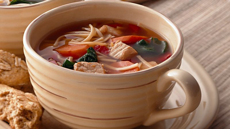 Asian Soups Recipes