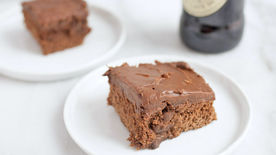 5-Ingredient Guinness™ Brownies