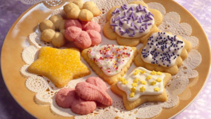 Galletas de Azúcar
