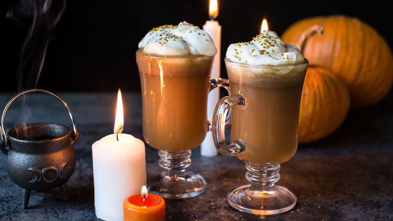 Bourbon Butterbeer