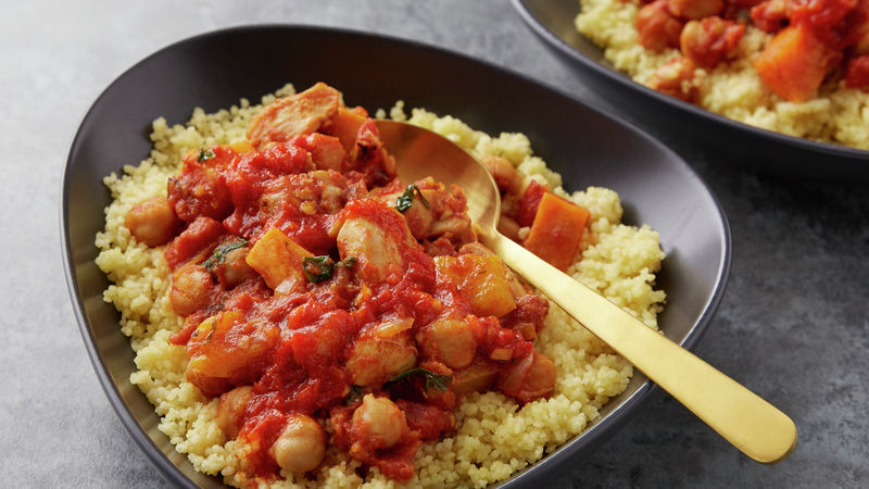 Instant Pot™ Chicken and Chickpea Tagine