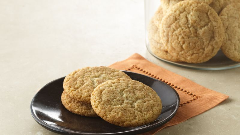 Snickerdoodle Cookie Recipes Bettycrocker Com