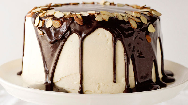 Cake recipes with liqueur