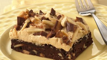 Almond-Toffee-Mocha Squares