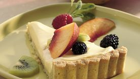 Lemon-Berry Tart