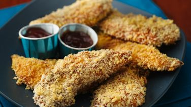 Smoky Barbecue Chicken Tenders