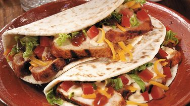 Grilled Pork Gorditas