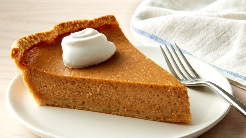 Sweet Potato Pie recipe from Pillsbury.com