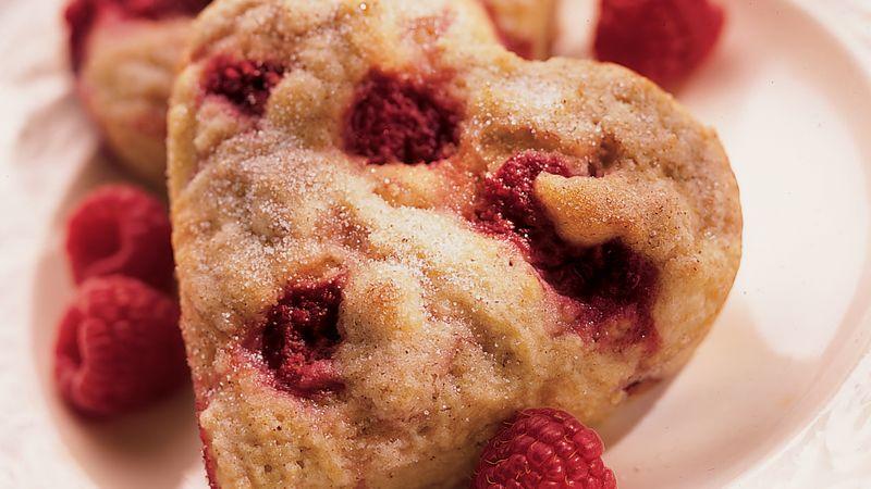 Sweet-Heart Muffins