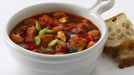 Chicken and Cannellini Bean Chili