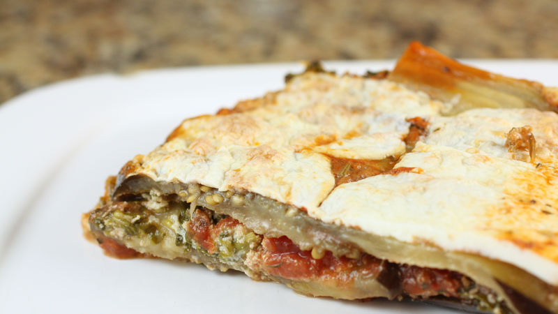 Eggplant Lasagna