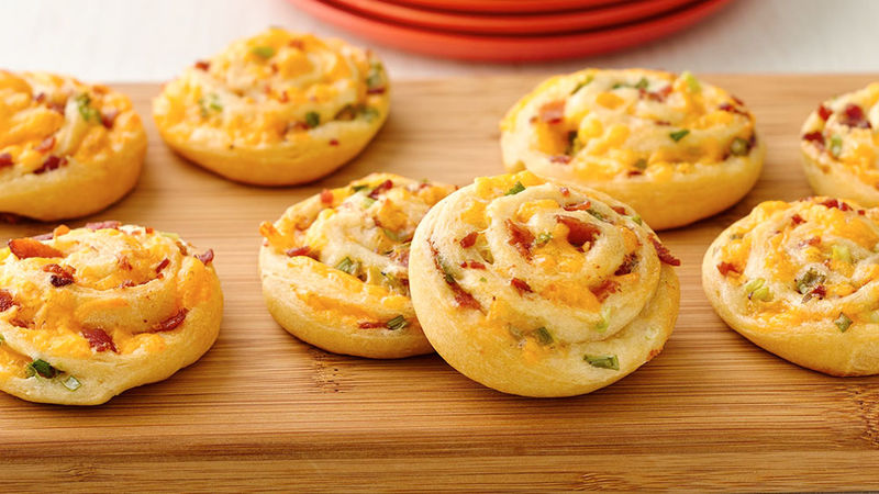 Bacon-Cheddar Pinwheels (club store pack)