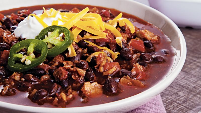 Bean recipes healthy vegetarian chili
