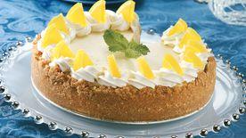 Lemon Supreme Cheesecake Recipe - BettyCrocker.com
