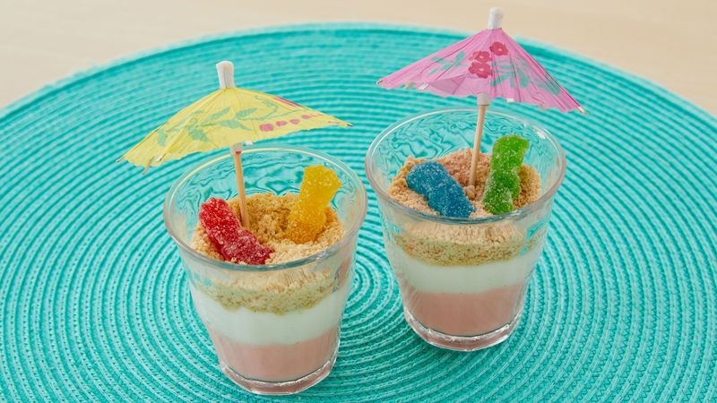 GoGurt® Sour Beach Sand Cups
