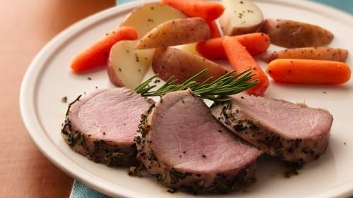 Pork Tenderloin with Rosemary image