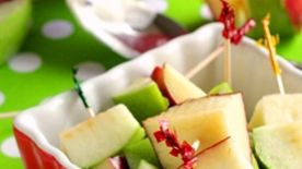 Afterschool Apple Fondue
