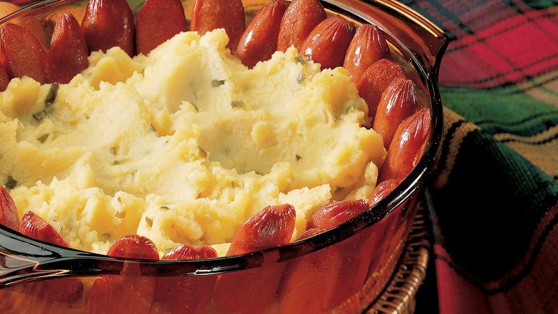 Hot Dog Casserole