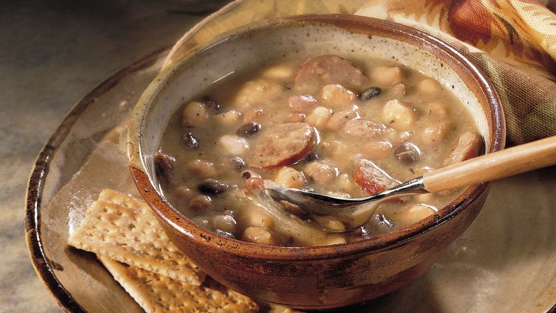 Multi-Bean Soup