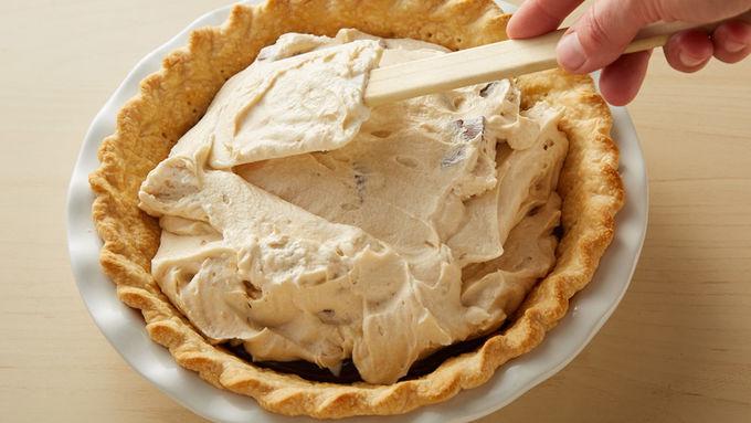 Reese S Peanut Butter Pie Recipe Pillsbury Com