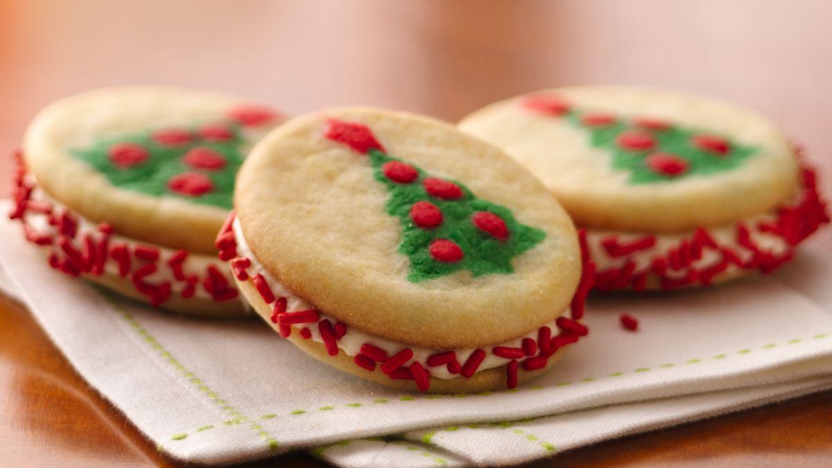 pillsbury™ shape™ christmas tree sugar cookies - pillsbury