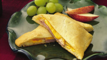 Ham and Cheese Crescent Sandwiches (club store pack)
