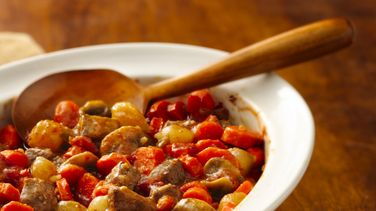 Swiss Steak Casserole