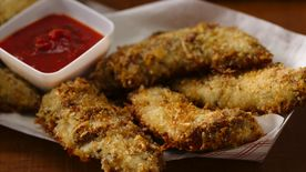 Parmesan Garlic and Herb Chicken Tenders