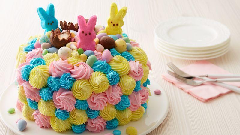 Easy Chocolate Easter Cake Recipe