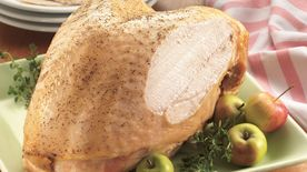 Slow-Cooker Savory Turkey Breast