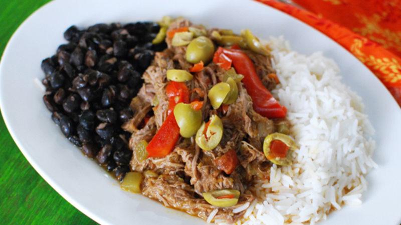 Cuban Beef Stew (Ropa Vieja)