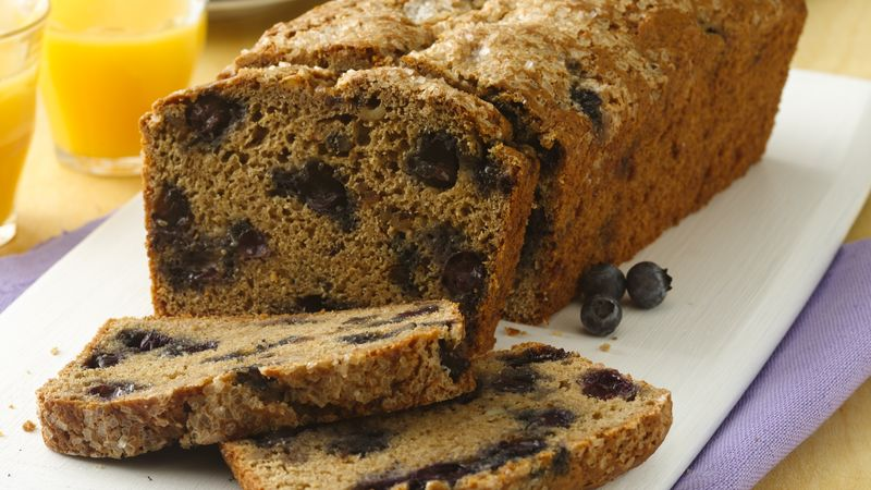 Fiber One™ Blueberry-Banana Bread
