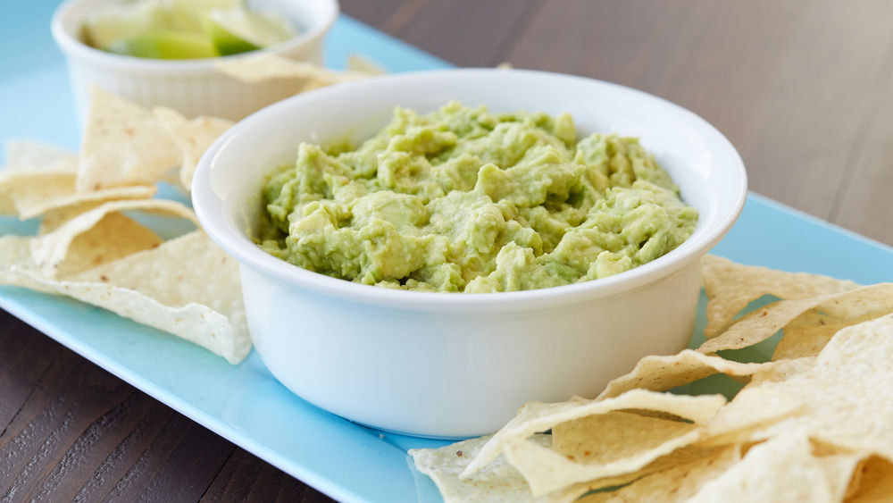 3-Ingredient Basic Guacamole