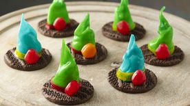 Fruit Roll-Ups® Wicked Witch Hats