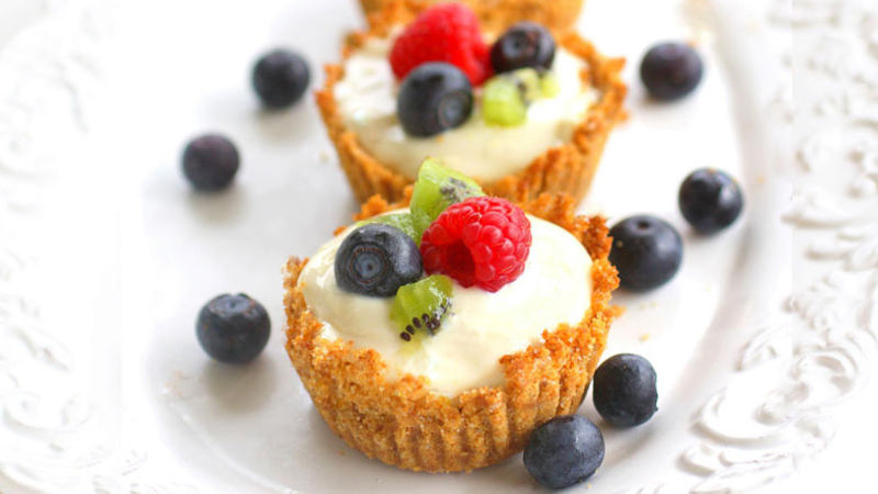 Individual Fruit Pies