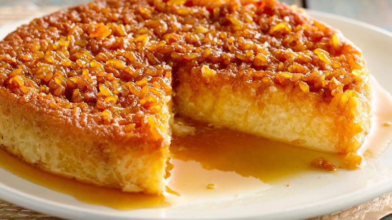 Rice Pudding Flan