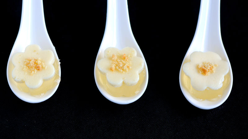 Lemon Meringue Pie Jello Shot