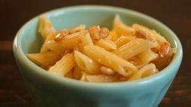 Easy Orange Pasta Salad