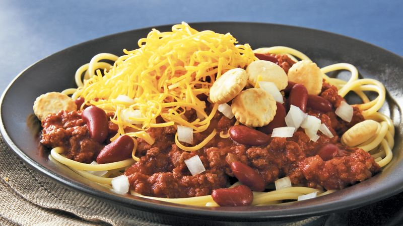Slow-Cooker Cincinnati Chili