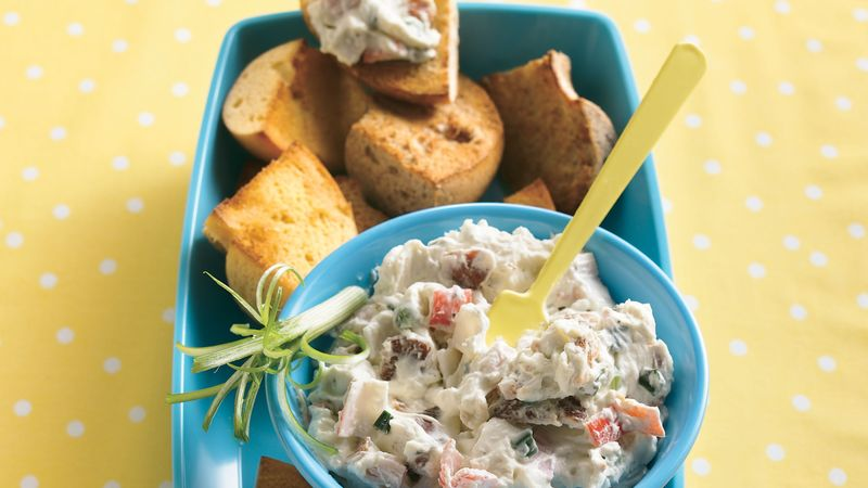 Bacon-Crab Dip