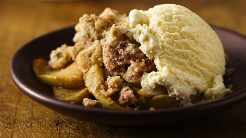 Easy Gluten-Free Apple Crisp