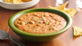 Slow-Cooker Cheesy Bean Dip